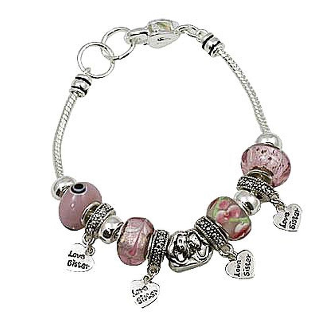 Pandora sister bracelet