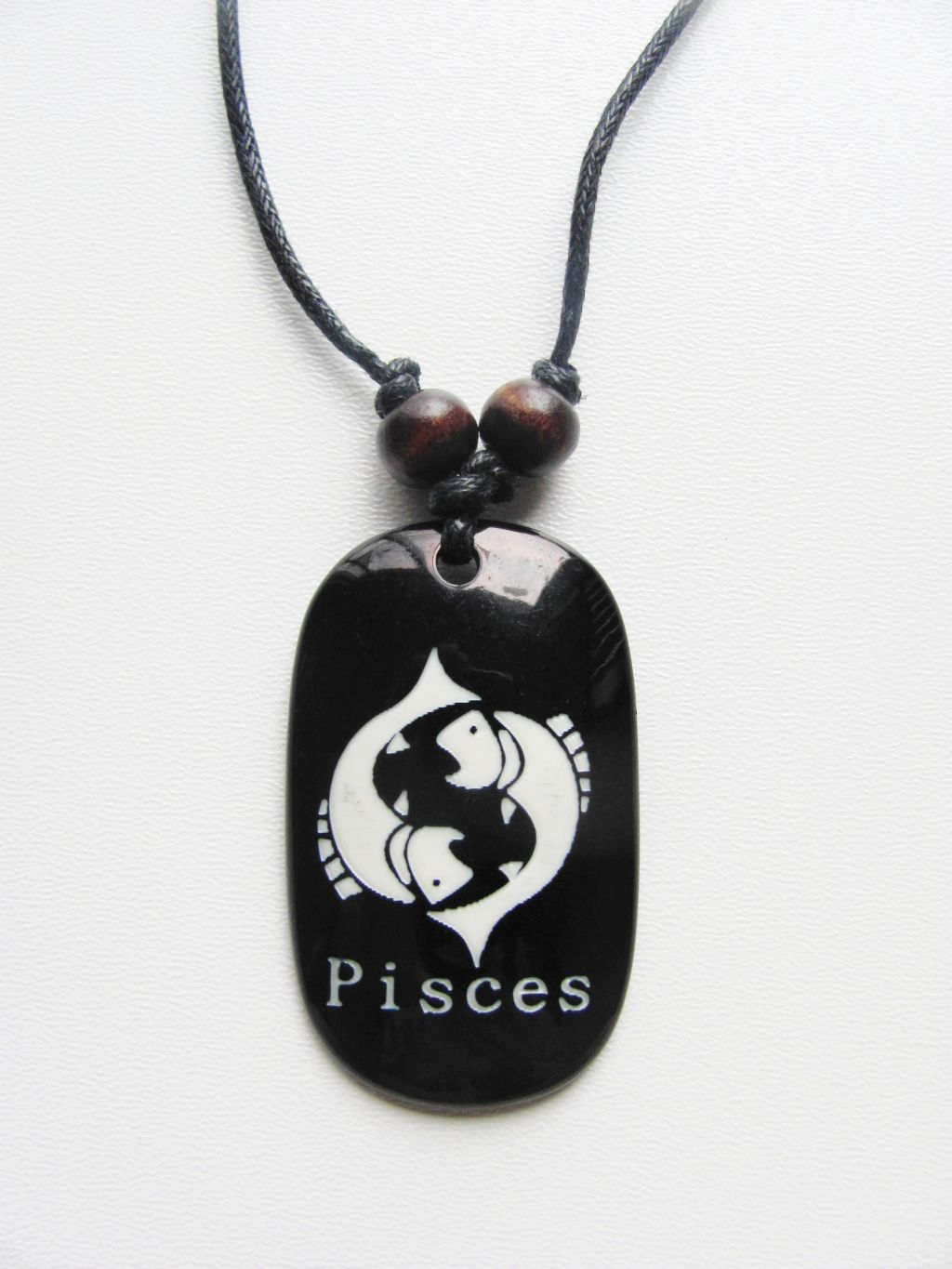 pisces zodiac sign pendant s adjustable necklace